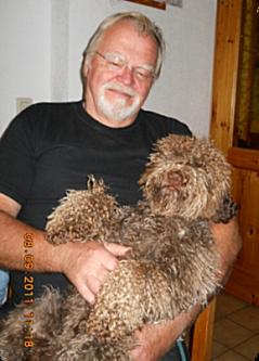 Peter mit Aletta